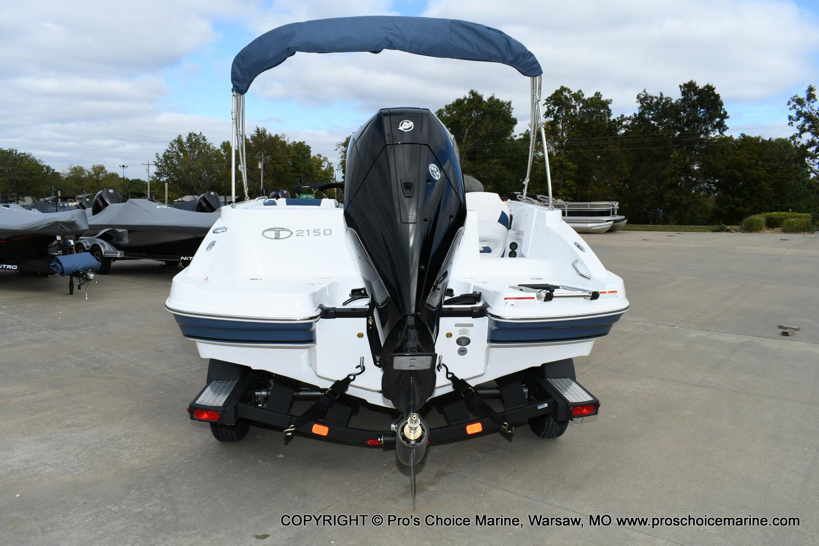2020 Tahoe boat for sale, model of the boat is 2150 & Image # 42 of 50