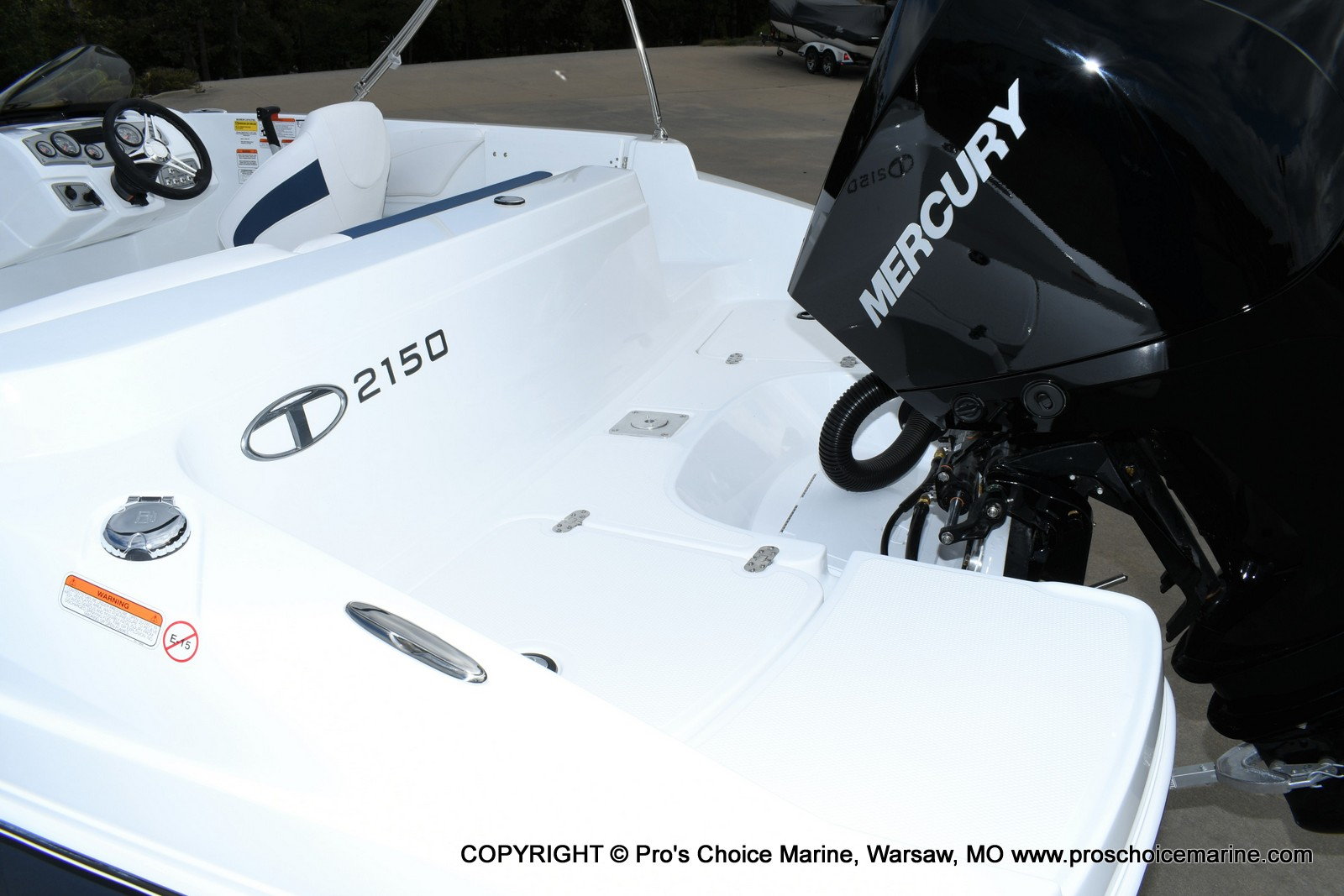 2020 Tahoe boat for sale, model of the boat is 2150 & Image # 43 of 50
