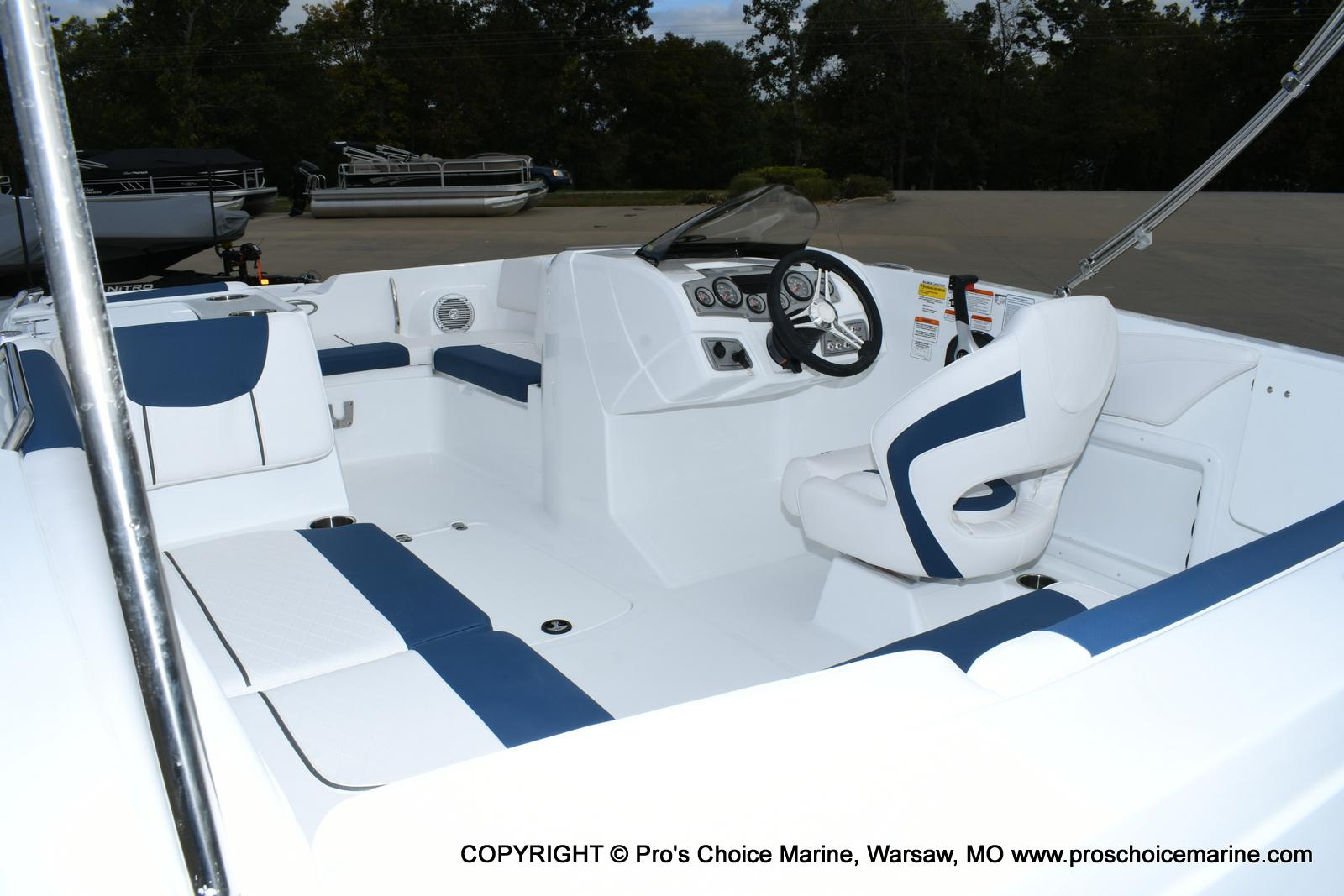 2020 Tahoe boat for sale, model of the boat is 2150 & Image # 44 of 50