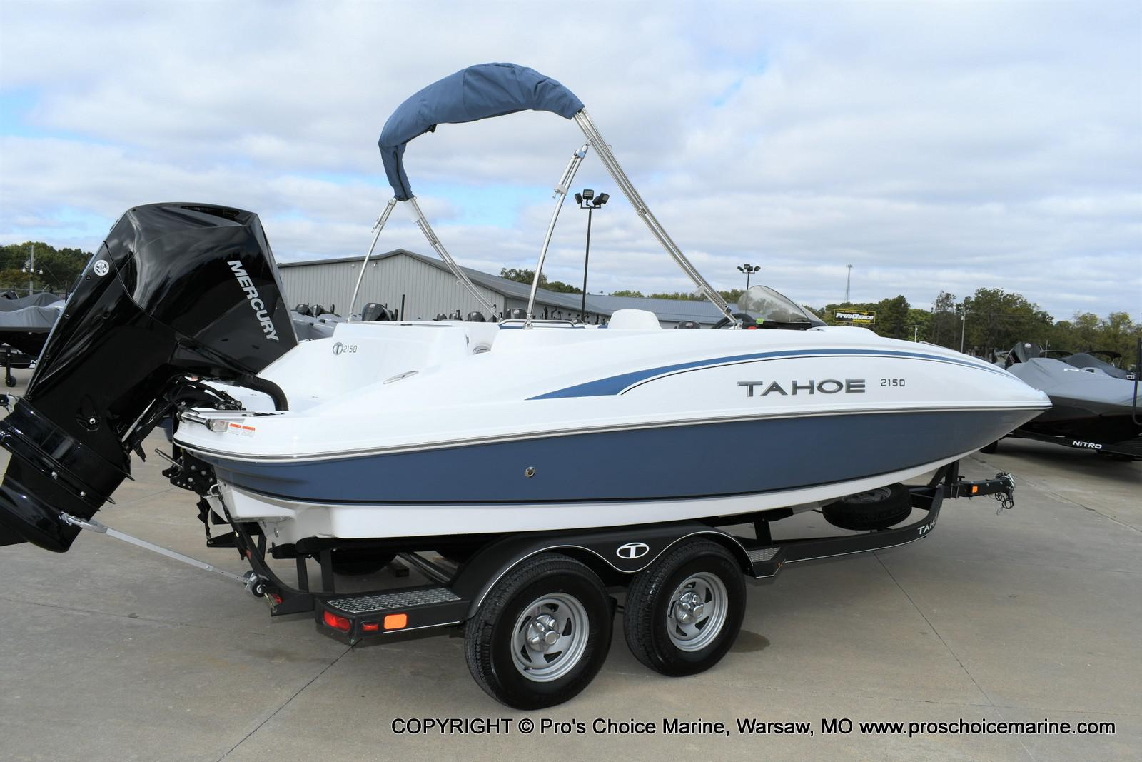 2020 Tahoe boat for sale, model of the boat is 2150 & Image # 50 of 50