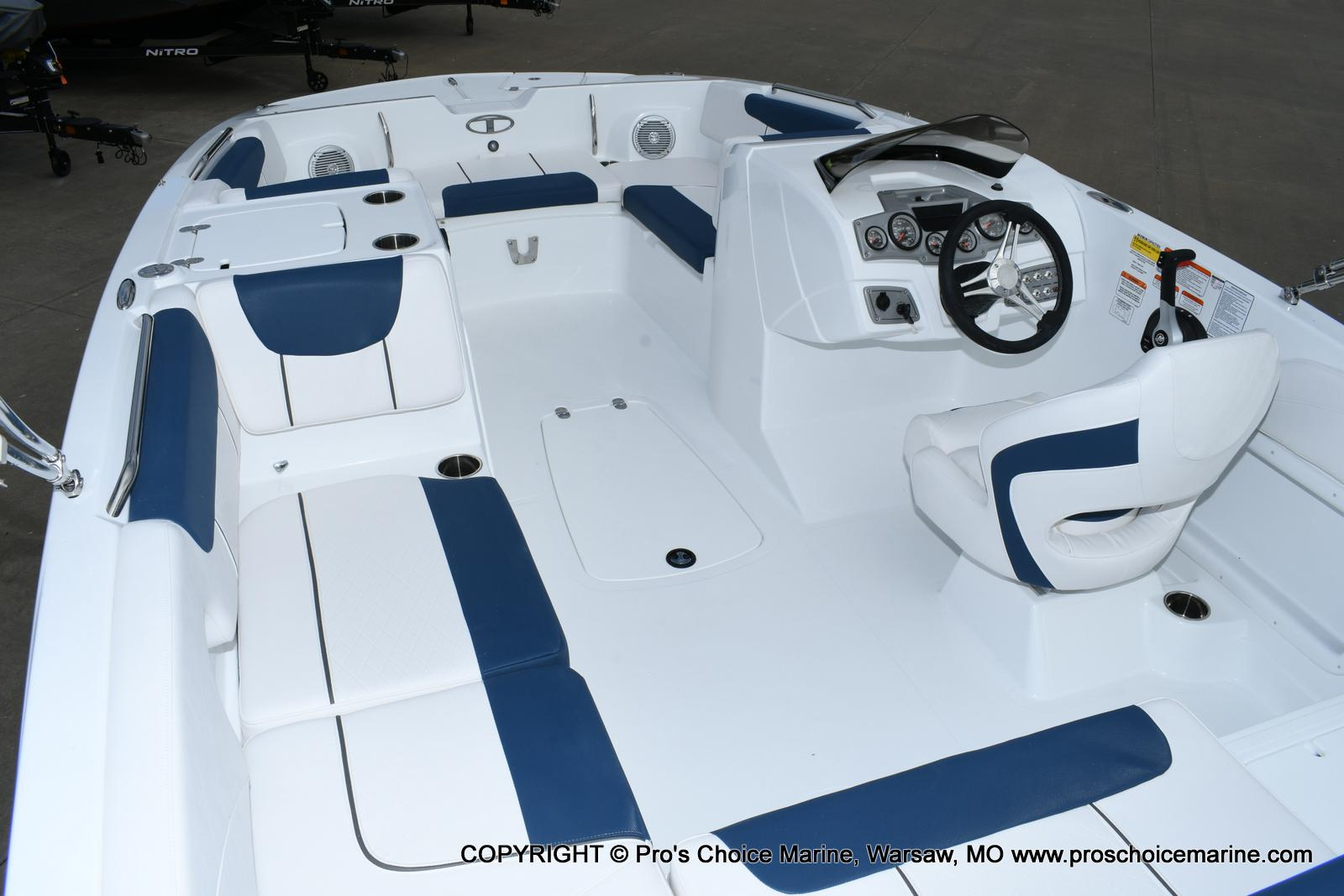 2020 Tahoe boat for sale, model of the boat is 2150 & Image # 6 of 50