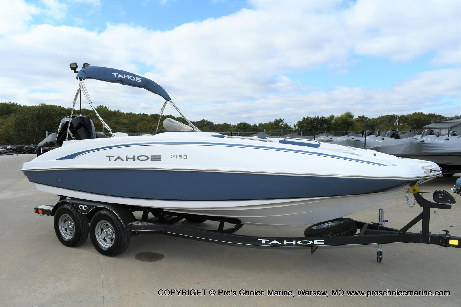 2020 Tahoe boat for sale, model of the boat is 2150 & Image # 8 of 50