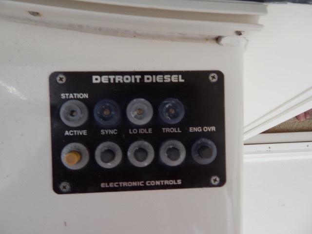 External Engine Controls