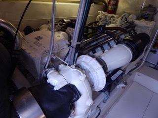 Port Side Motor II