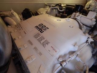 Port Side Motor IIII