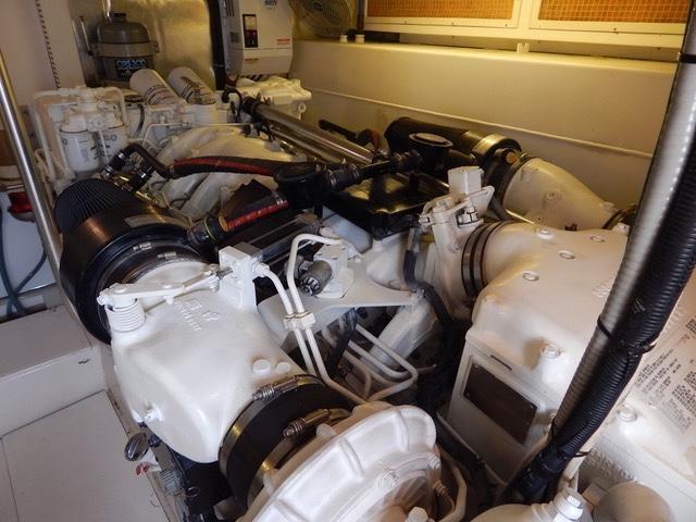 Starboard Side Motor I