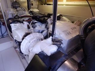 Starboard Side Motor II