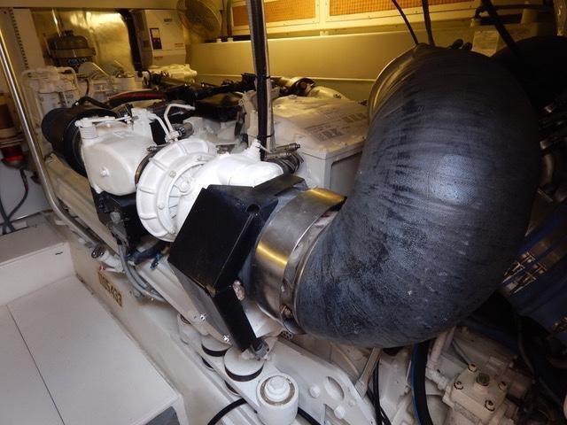Starboard Side Motor III