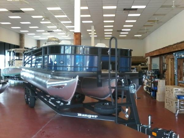 2018 BERKSHIRE PONTOONS 23A 2.75 for sale