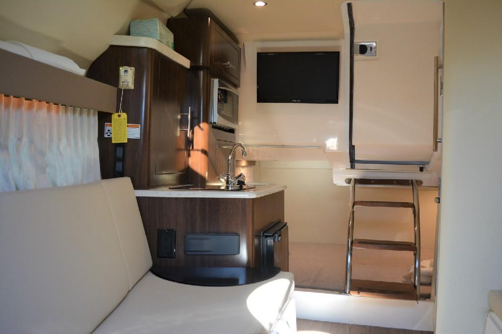 Regal 28 Express - Cabin Looking Aft