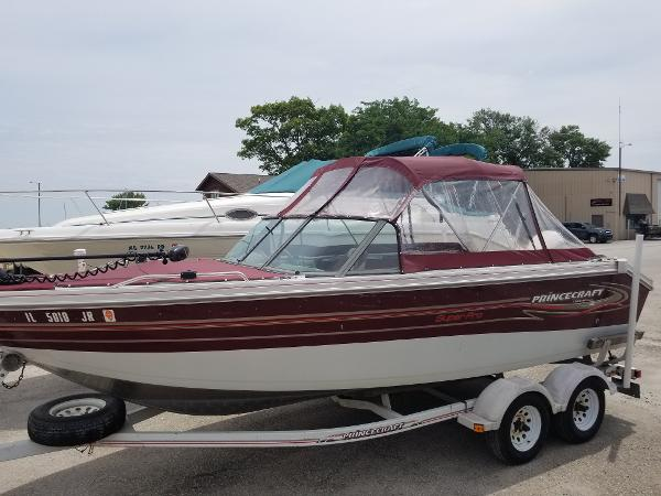 2001 PRINCECRAFT 210 SUPER PRO PLATINUM for sale