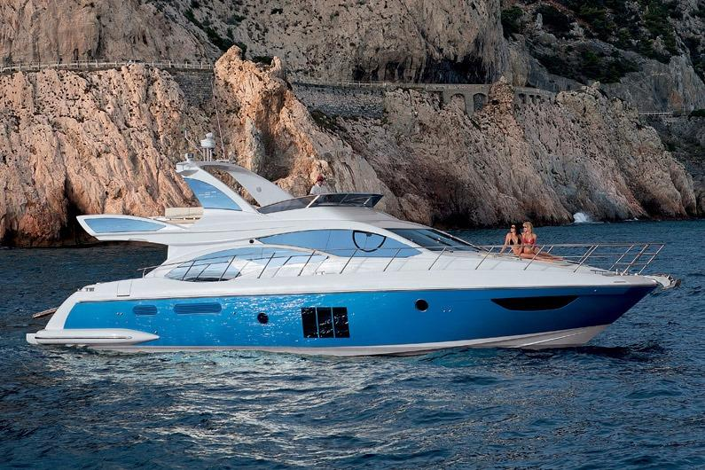 60 ft Azimut 60 Flybridge