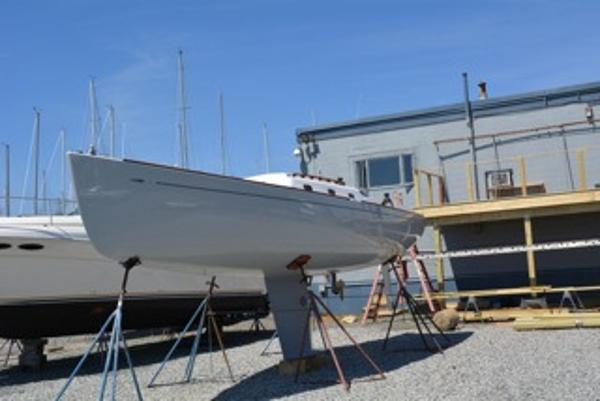 S&S, Sparkman & Stephens, Daysailor BABE 30 For Sale New England