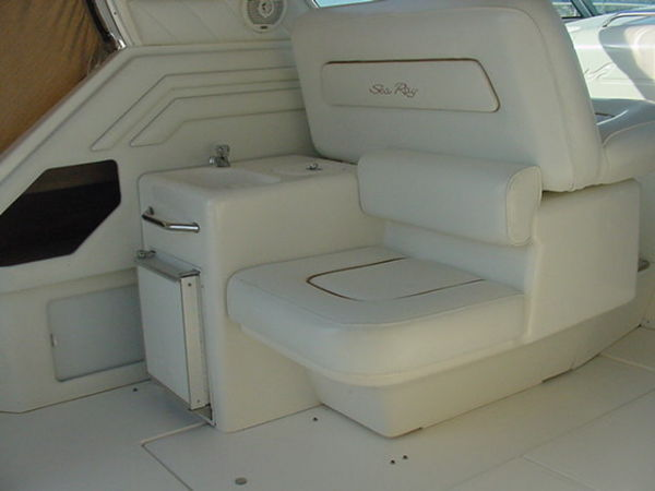 View Of Forward Cabin