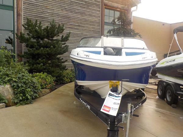 2019 Tahoe boat for sale, model of the boat is 550 TS & Image # 1 of 57