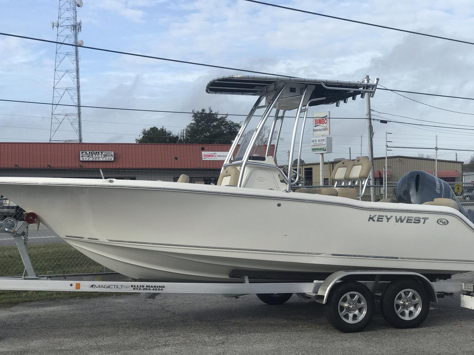 2020 KEY WEST 203FS for sale