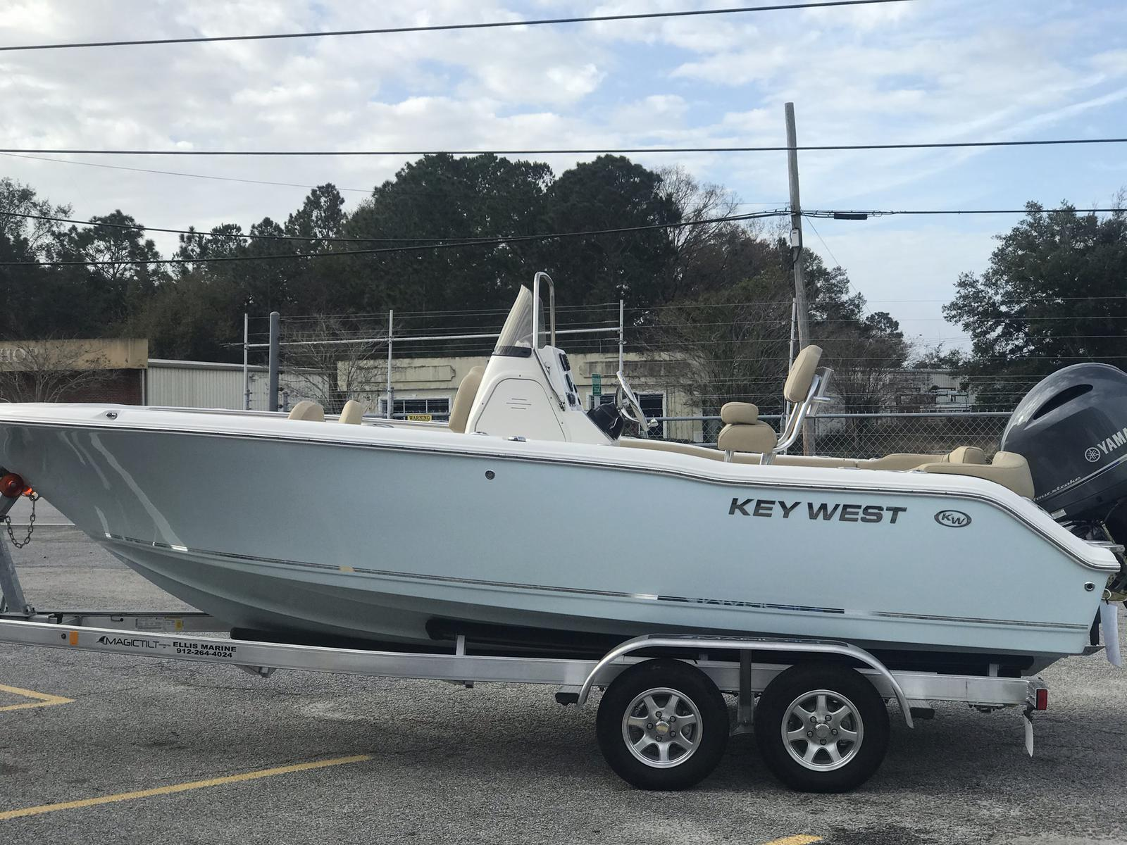 2020 Key West boat for sale, model of the boat is 203FS & Image # 4 of 14