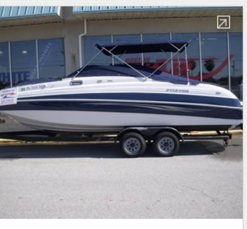 27' Four Winns 2009 F274