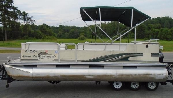 2000 LOWE SUN CHASER for sale
