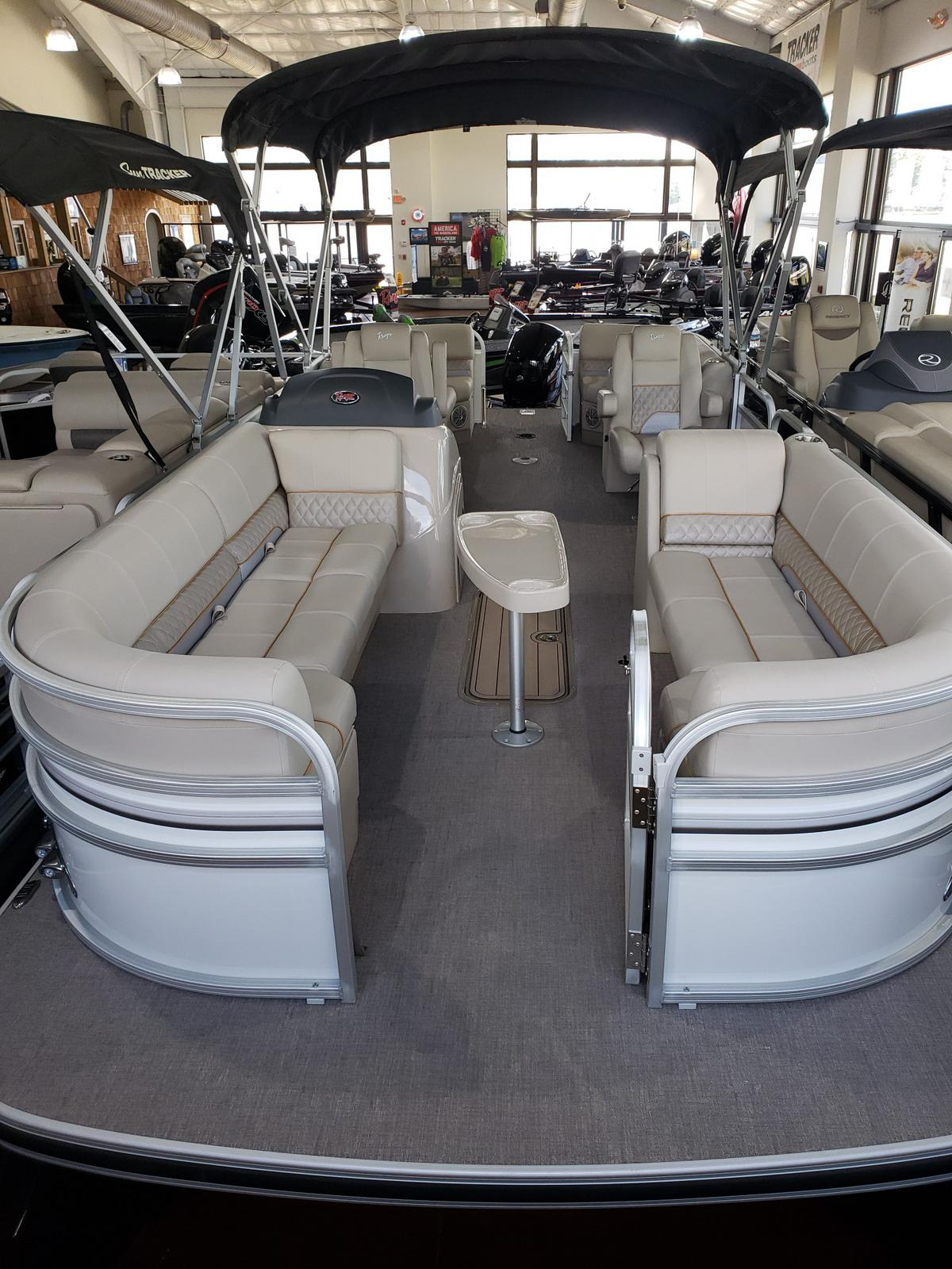 2020 Ranger Boats boat for sale, model of the boat is RP243C w/150L 4S & Image # 18 of 50