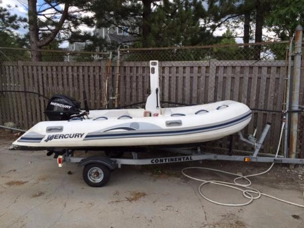 2010 MERCURY INFLATABLE 11' for sale