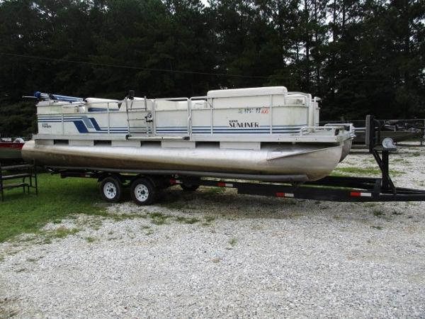 1997 HARRIS SUPER SUNLINER 240 for sale