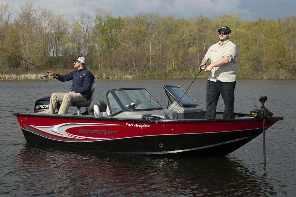 2019 Smoker Craft boat for sale, model of the boat is 172 Pro Angler & Image # 7 of 12