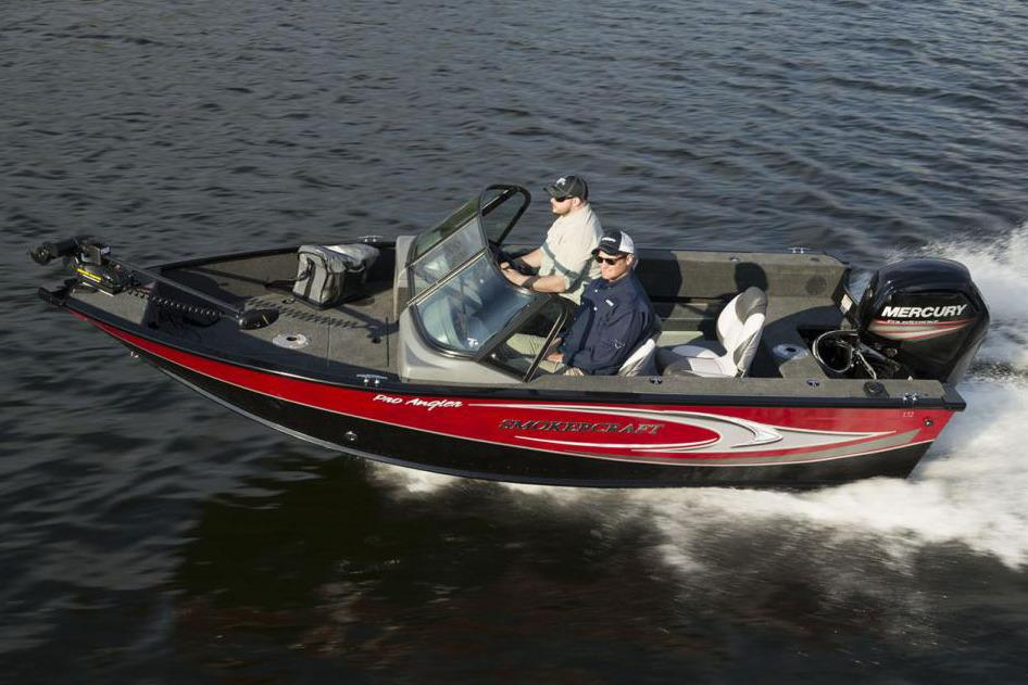 2019 Smoker Craft boat for sale, model of the boat is 172 Pro Angler & Image # 5 of 12