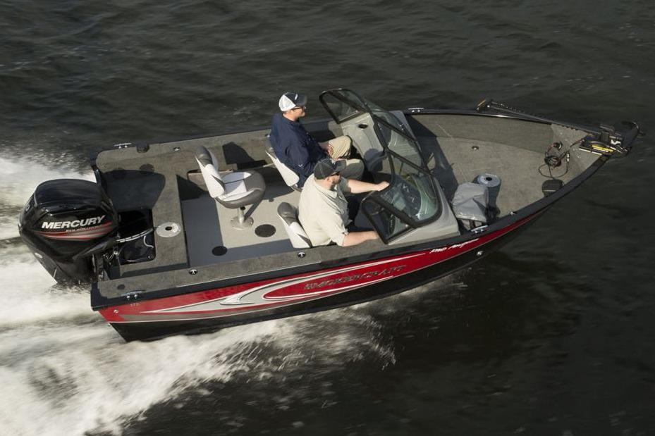 2019 Smoker Craft boat for sale, model of the boat is 172 Pro Angler & Image # 3 of 12
