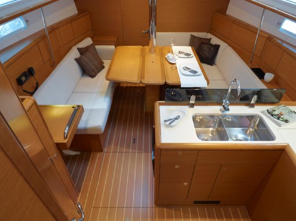 Jeanneau Sun Odyssey 389 For Sale BoatsalesListing