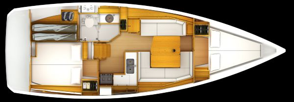 Jeanneau Sun Odyssey 389 For Sale Broker