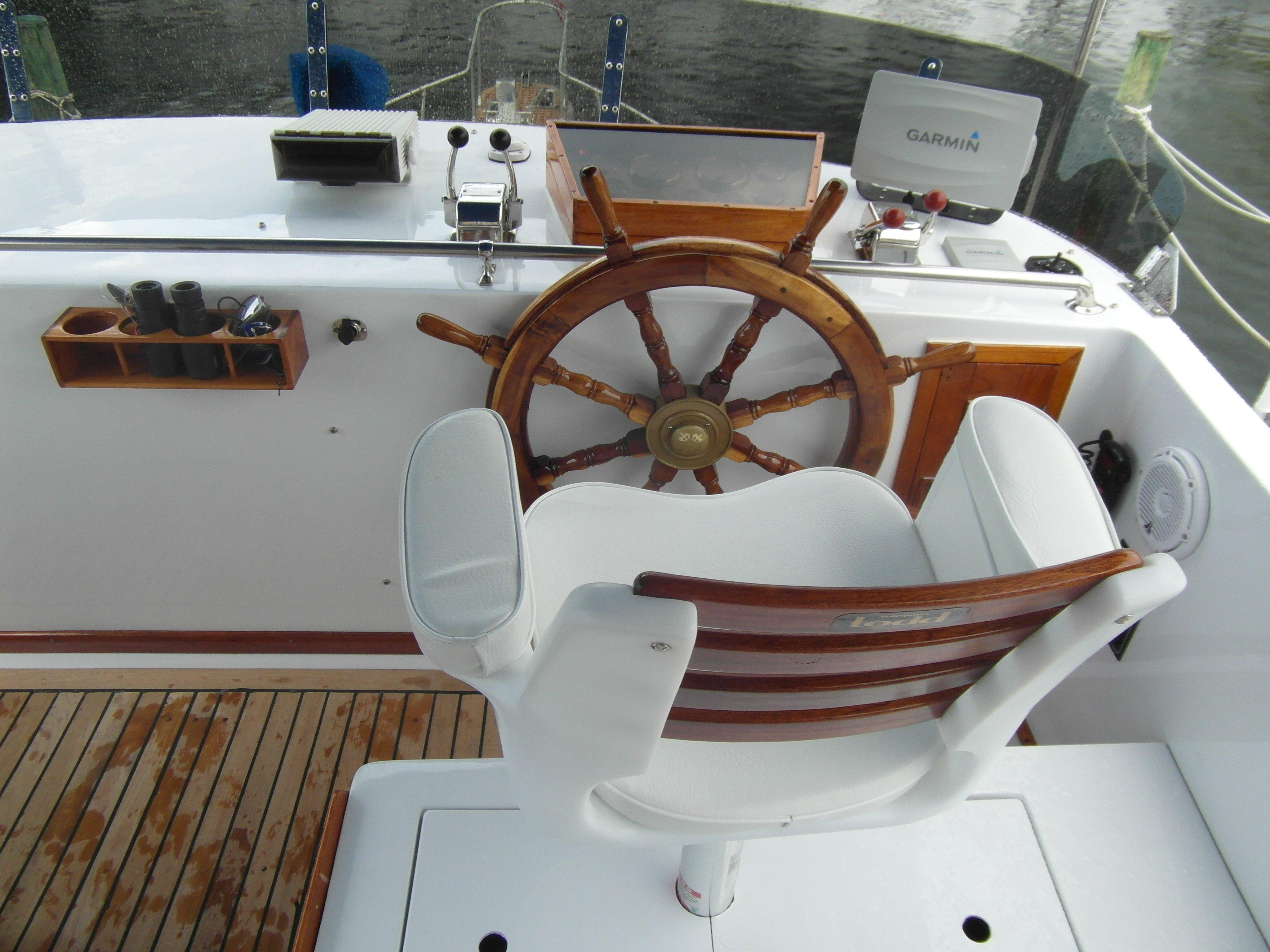 New Captain's Chairs / New Electronics / Refinished Wheel