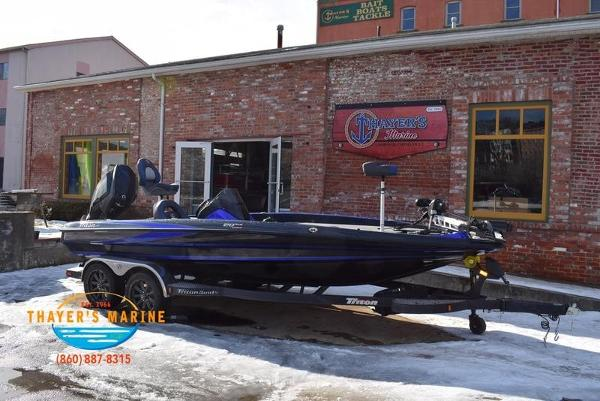 2020 Triton boat for sale, model of the boat is 20 TRX & Image # 1 of 58