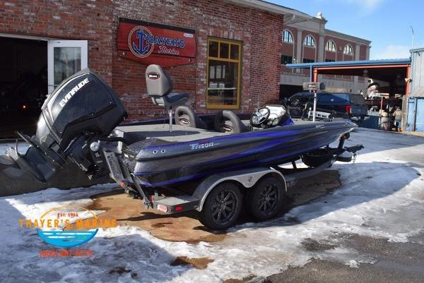2020 Triton boat for sale, model of the boat is 20 TRX & Image # 5 of 58