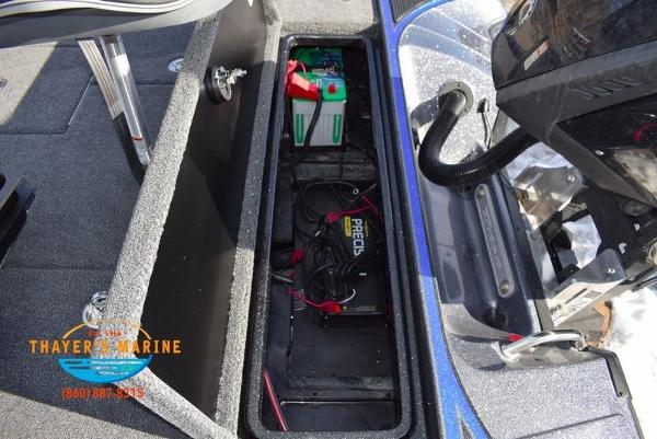 2020 Triton boat for sale, model of the boat is 20 TRX & Image # 7 of 58