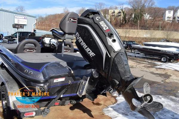 2020 Triton boat for sale, model of the boat is 20 TRX & Image # 19 of 58