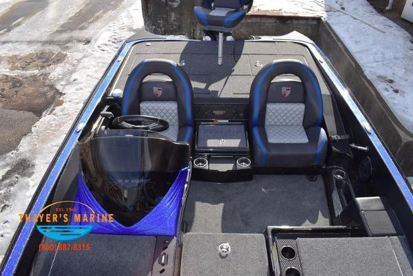 2020 Triton boat for sale, model of the boat is 20 TRX & Image # 20 of 58
