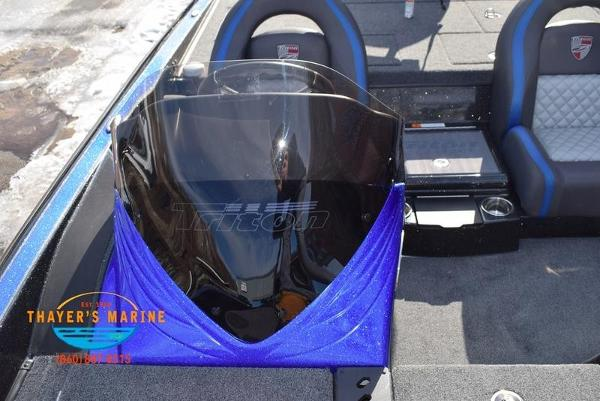 2020 Triton boat for sale, model of the boat is 20 TRX & Image # 29 of 58