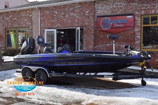2020 Triton boat for sale, model of the boat is 20 TRX & Image # 32 of 58