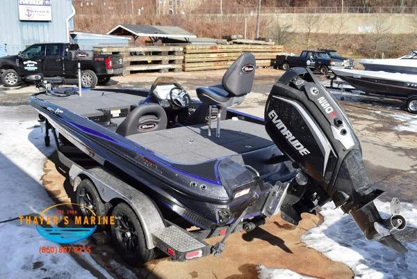 2020 Triton boat for sale, model of the boat is 20 TRX & Image # 33 of 58
