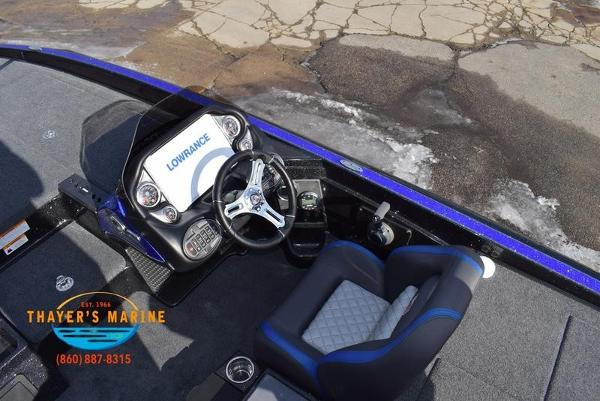 2020 Triton boat for sale, model of the boat is 20 TRX & Image # 34 of 58