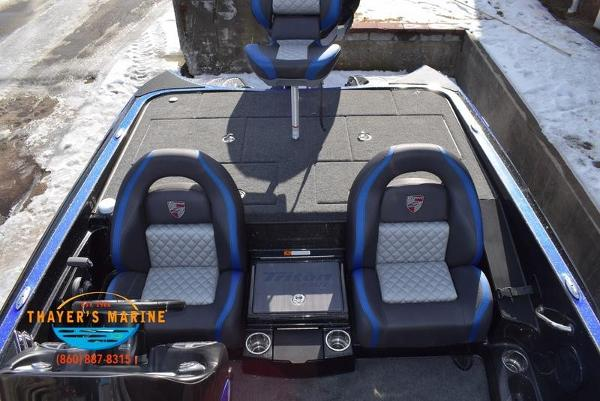 2020 Triton boat for sale, model of the boat is 20 TRX & Image # 36 of 58