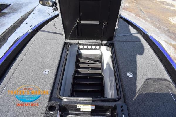 2020 Triton boat for sale, model of the boat is 20 TRX & Image # 46 of 58
