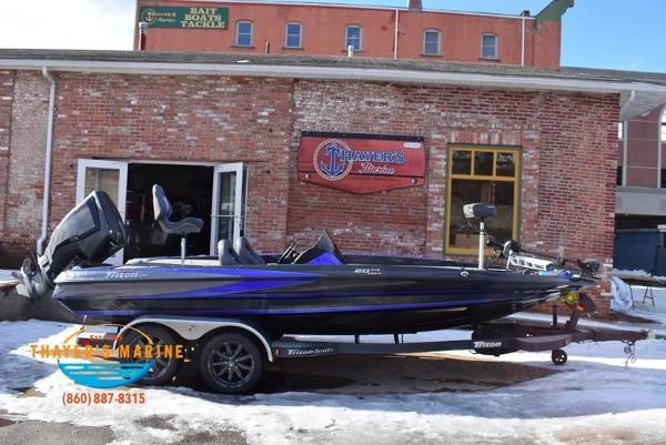 2020 Triton boat for sale, model of the boat is 20 TRX & Image # 51 of 58