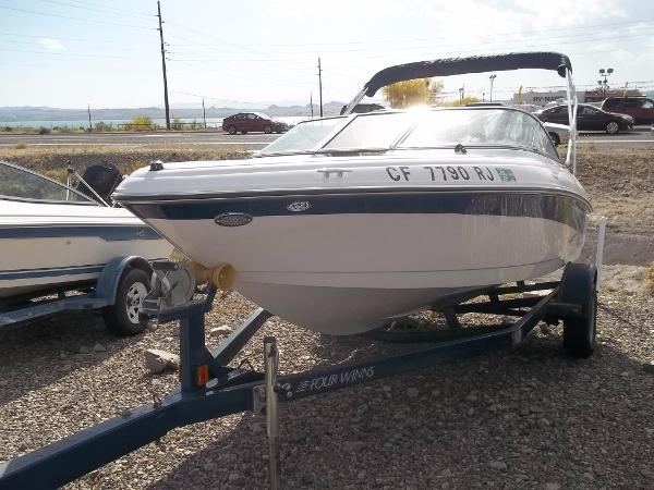 Used 1990 Four Winns 200 Horizon For Sale In Traverse City Michigan 1156758 | Boats For Sale