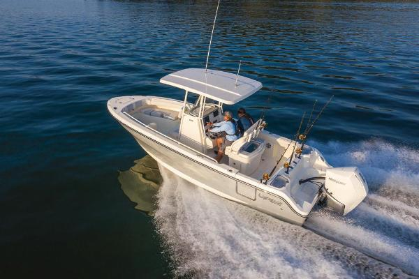 2020 Mako boat for sale, model of the boat is 236 CC & Image # 12 of 115