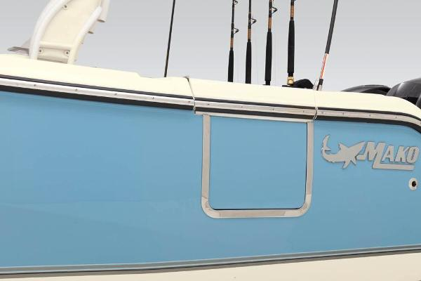 2020 Mako boat for sale, model of the boat is 236 CC & Image # 35 of 115