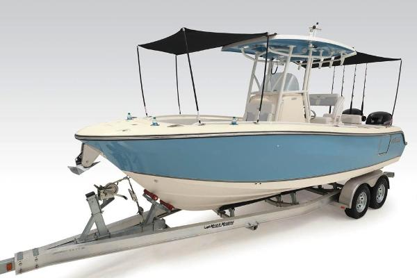 2020 Mako boat for sale, model of the boat is 236 CC & Image # 40 of 115