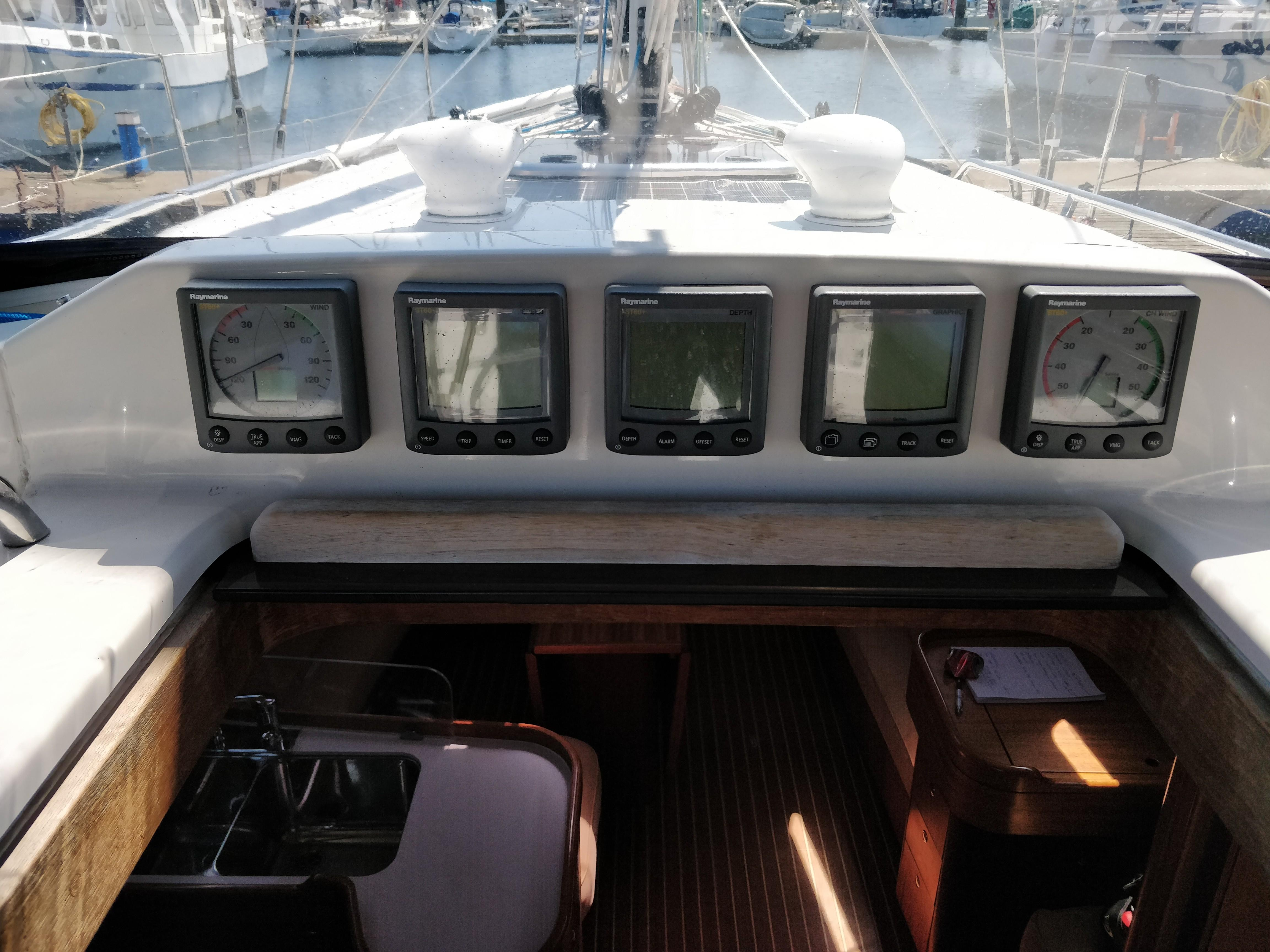 Brokerage Yacht