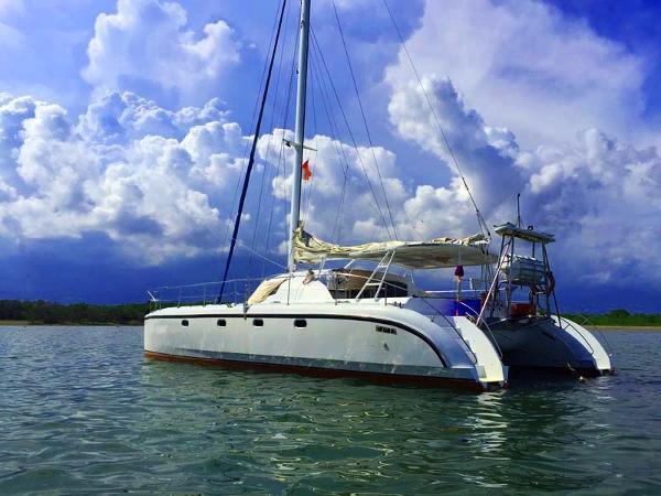 Fantasy Tourism 50 Ft Catamaran